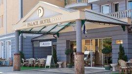 Hotel Palace szállás Hévíz