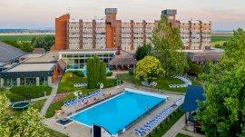 Danubius Hotel Bük szálláshelyek Bükfürdőn